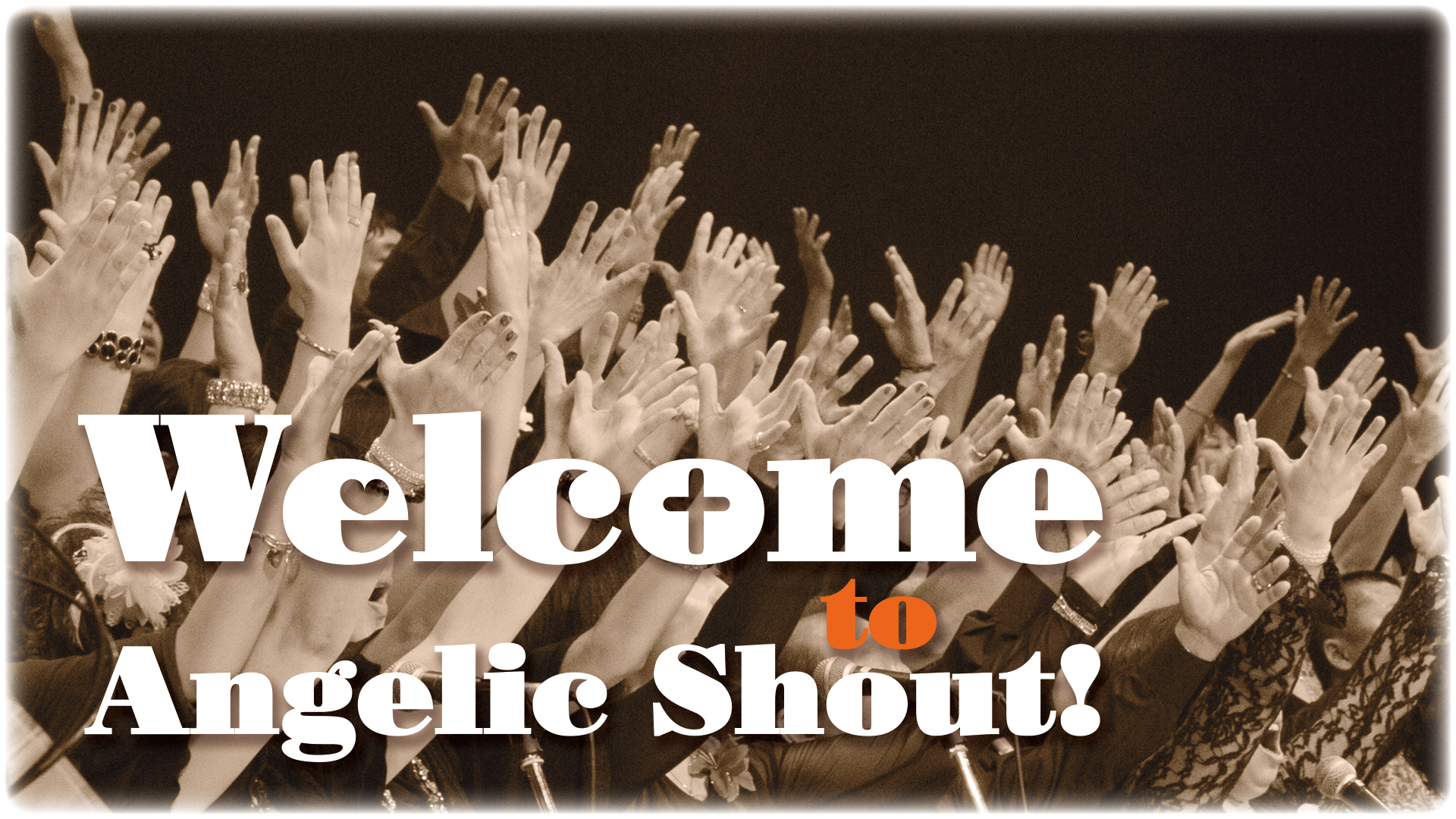Gospel Choir Angelic Shout!